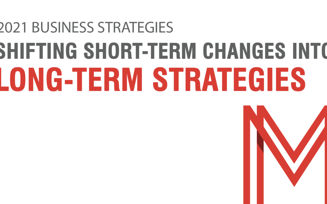 Shifting Short-term Changes into Long-term Strategies